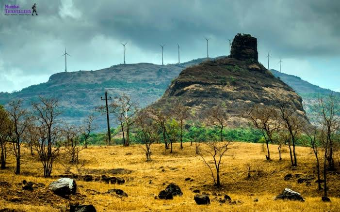 Kothaligad Fort Trek   Understanding India